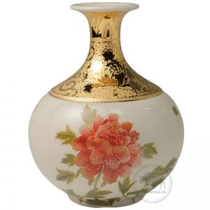 台華窯花瓶 - 刺繡花 0110000242