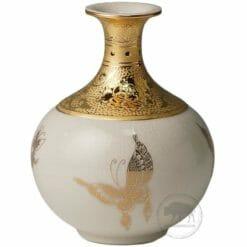 台華窯花瓶 - 金蝴蝶 0110000244