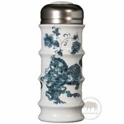 臺華窯保溫杯 - 青花戲獅 0920001316