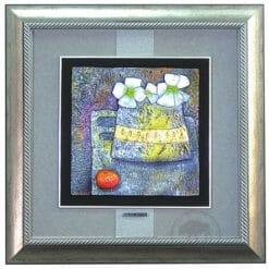 20A192-01 彩繪雕塑精品獎牌