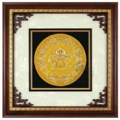 20A200-03 牌匾九龍拱珠