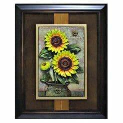 20A222-02 鑰匙盒精品向日葵