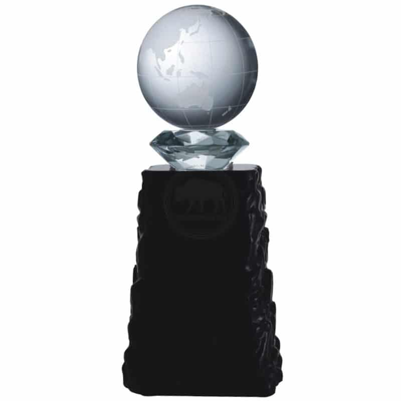 YC-678 Black Crystal Awards