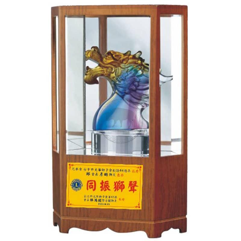 YC-860-10 Liuli Showcases