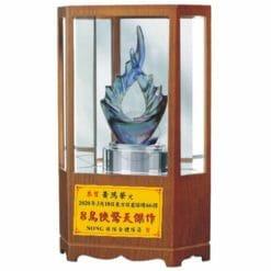 禮物琉璃櫥窗製造