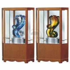 YC-860-21 紀念琉璃櫥窗訂做