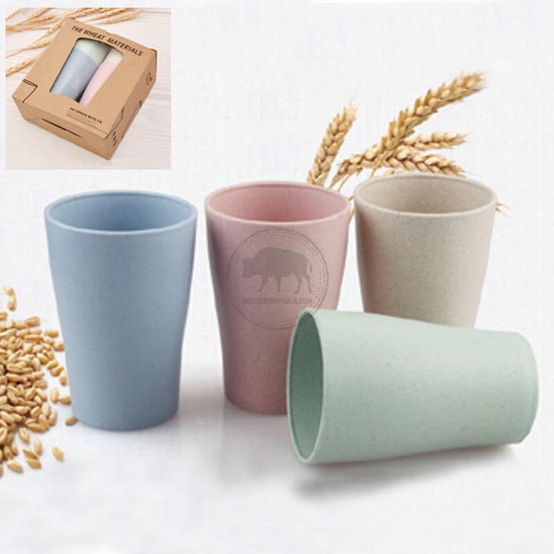 XY-W6 Wheat Straw Tableware